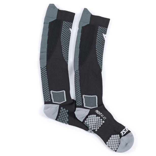 D-CORE HIGH SOCK BLACK/ANTHRACITE