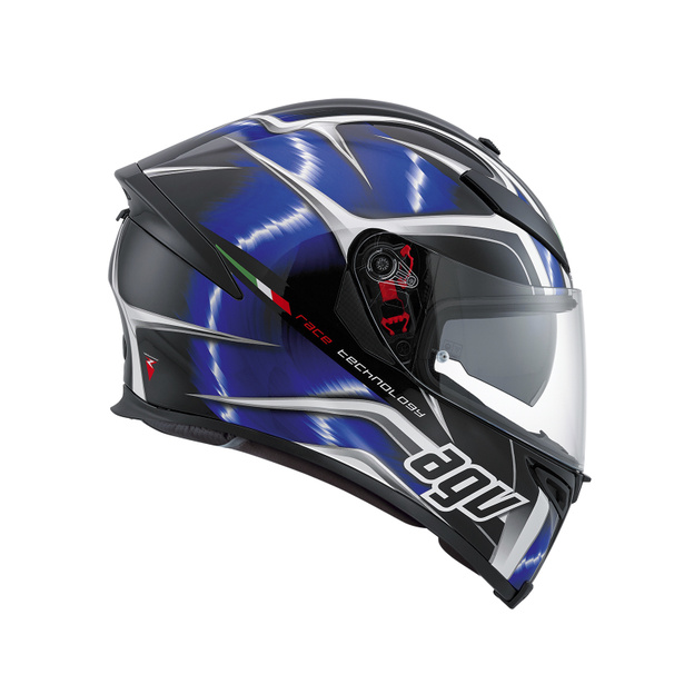 K-5 S E2205 MULTI - HURRICANE BLACK/BLUE/WHITE - undefined