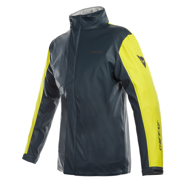 STORM LADY JACKET ANTRAX/FLUO-YELLOW