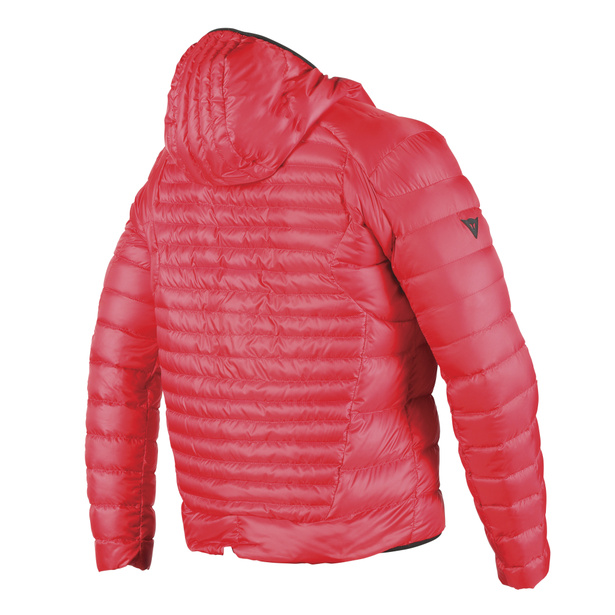 HERRNEGG DOWNJACKET FIRE-RED- Downjackets