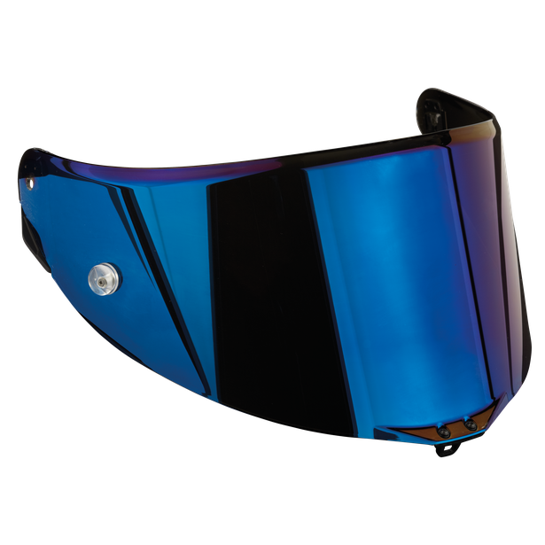 Visor RACE 3 IRIDIUM BLUE - Pista GP R