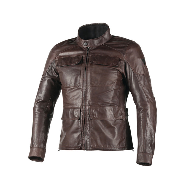 RICHARD LEATHER JACKET