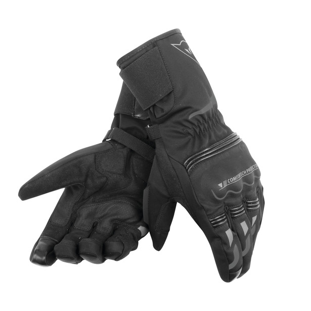 TEMPEST UNISEX D-DRY® LONG GLOVES BLACK/BLACK- D-Dry®