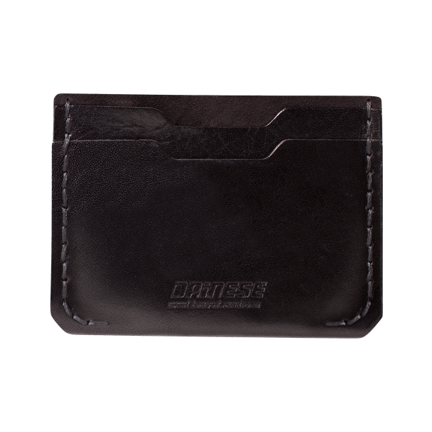 SETTANTADUE CARD HOLDER BLACK