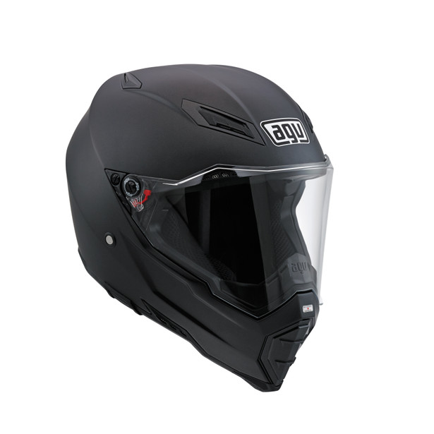 AX-8 EVO NAKED AGV E2205 SOLID - BLACK MATT