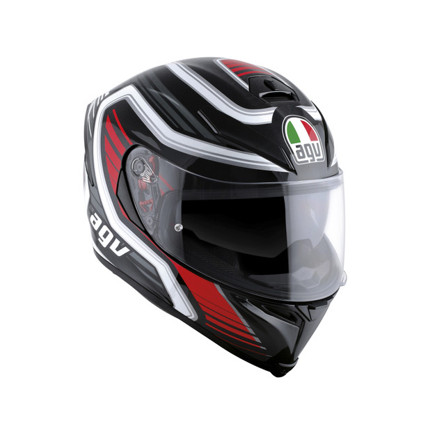 K-5 S E2205 MULTI - FIRERACE BLACK/RED - undefined