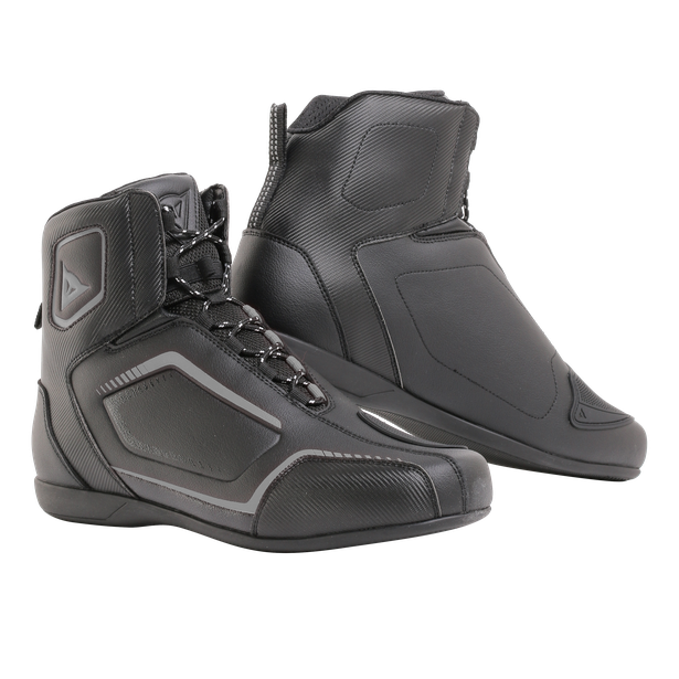 RAPTORS SHOES BLACK/BLACK/ANTHRACITE- Textil