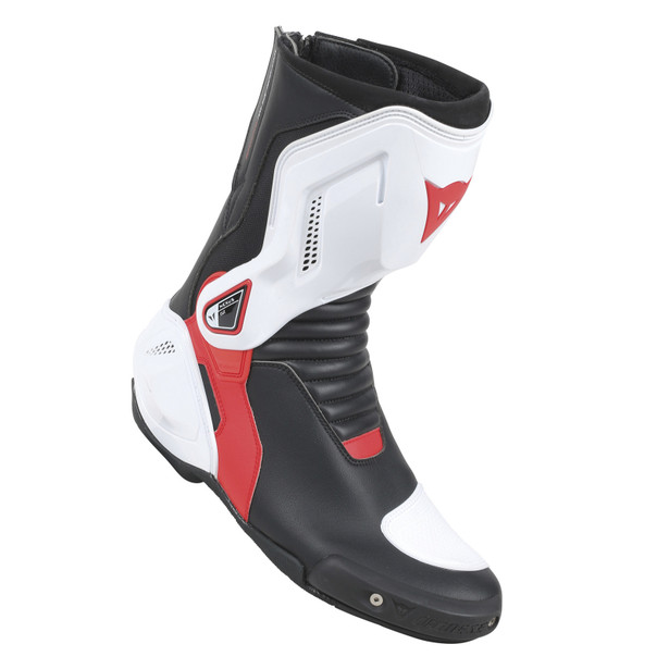 NEXUS BOOTS BLACK/WHITE/LAVA-RED