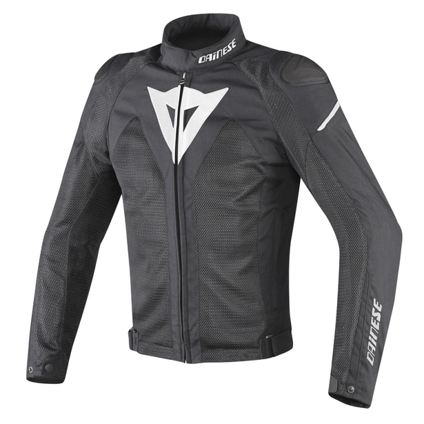 HYPER FLUX D-DRY® JACKET BLACK/BLACK/WHITE- D-Dry®