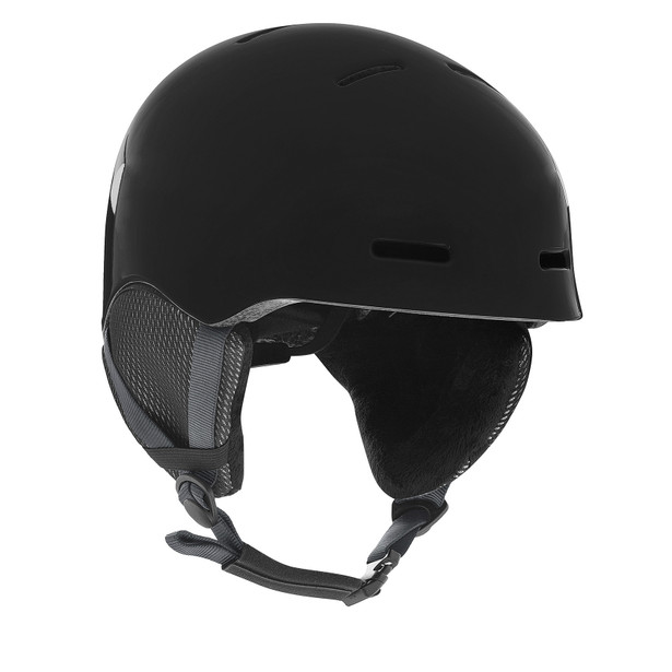 B-ROCKS HELMET BLACK/ANTHRACITE
