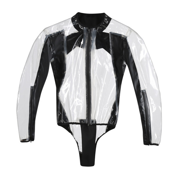RAIN BODY RACING D1 TRANSPARENT/BLACK