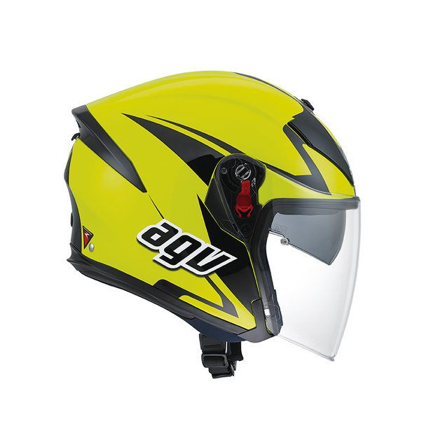 K-5 JET E2205 MULTI - THREESIXTY YELLOW FLUO/BLACK - undefined