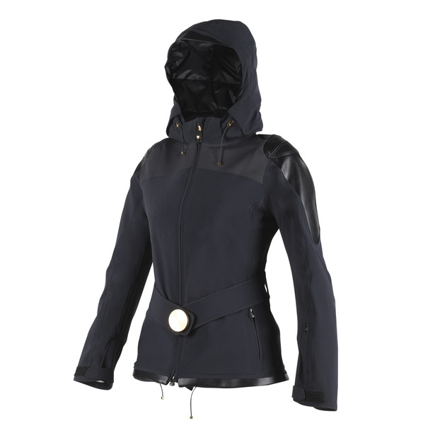 TIFFINDEL JACKET LADY BLACK/BLACK